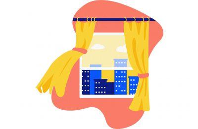 use as suas janelas estrategicamente para gerir a temperatura da casa