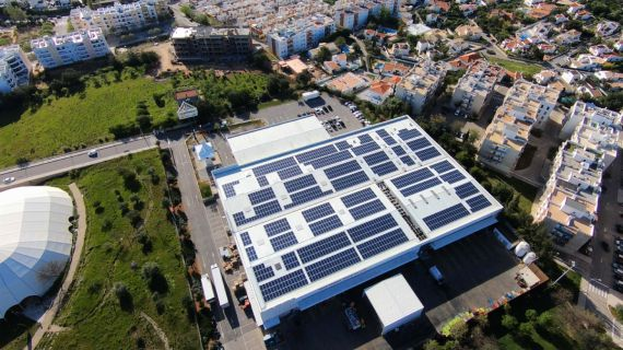 Green and clean: Renewable energy at Jerónimo Martins