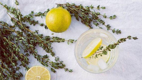 Tomilho e limão