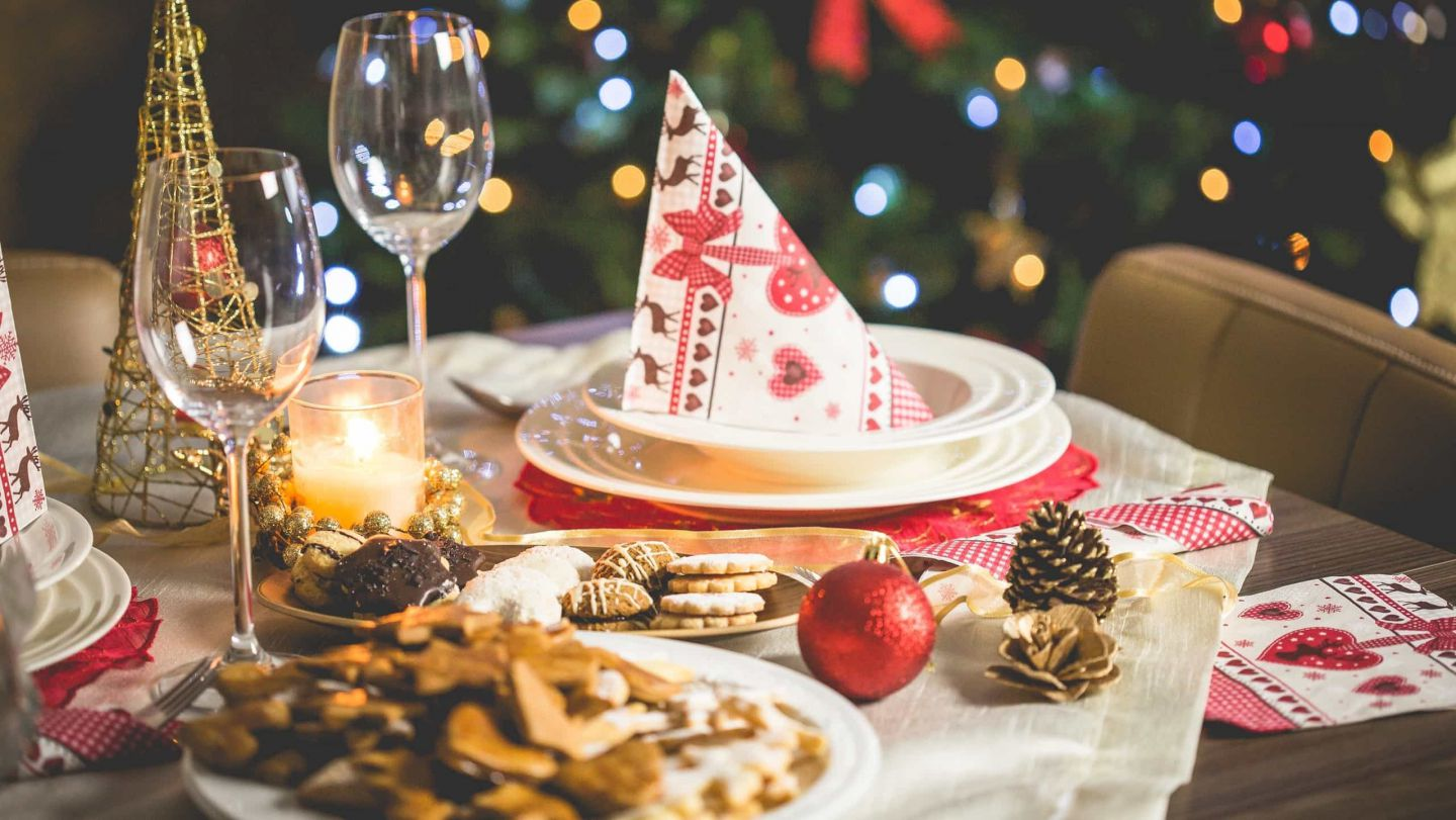 3 Vegan Christmas Recipes from the world