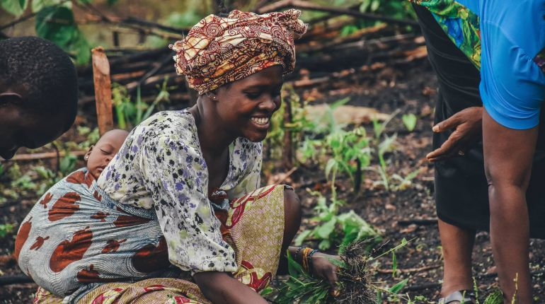 Female farmers: the impact on local agriculture