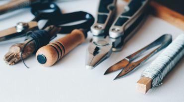 Ferramentas de artesanato