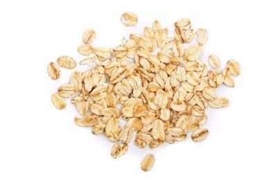 Ingredientes da granola: cereais