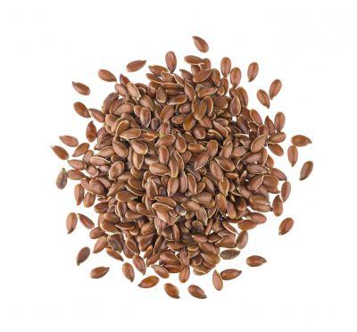 Ingredientes da granola: sementes