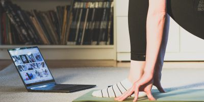 Physical exercise at home