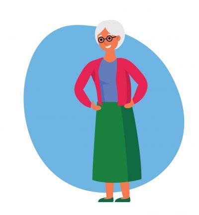 Grandma's hygiene: ecological brushes