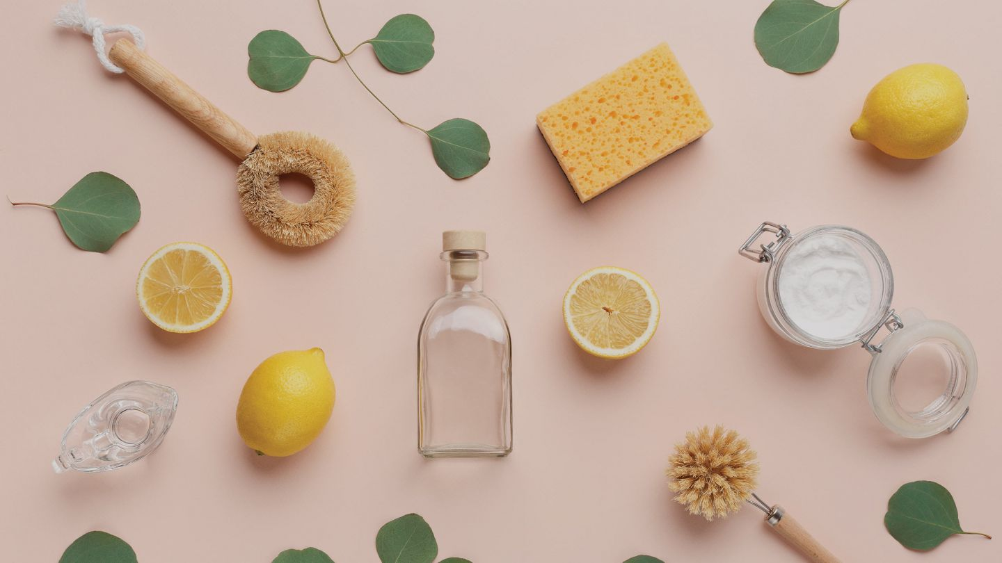 5 homemade natural cleaning products you won't want to miss