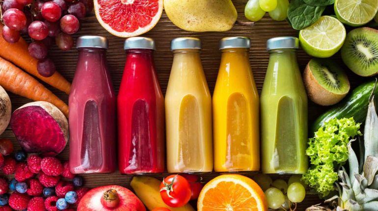If life gives you fruits, make fresh fruit juice