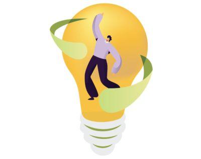Junho: vou trocar todas as lâmpadas de casa por LEDs de baixo consumo.