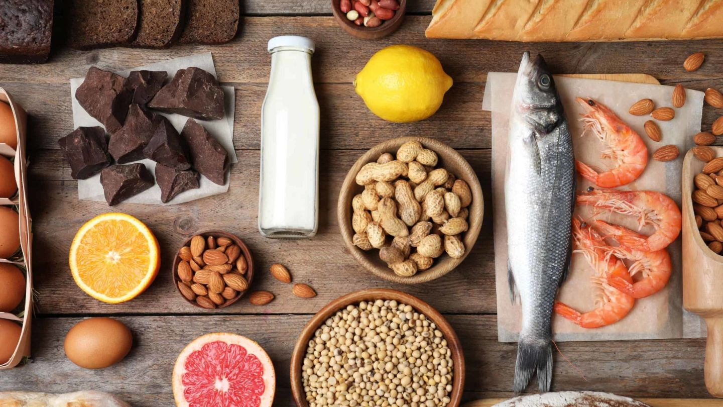 """The """"A to Z"""" of living with food intolerance"""