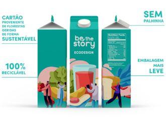 Ecodesign - exemplo pacote de sumo