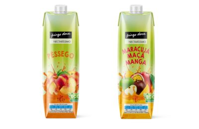 Ecodesign - Pingo Doce juice cartons example