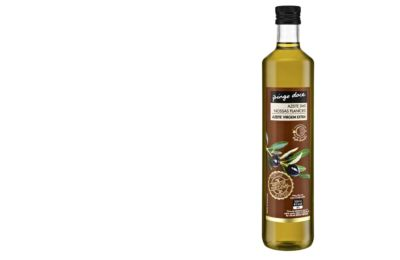 Ecodesign - Pingo Doce olive oil bottle example