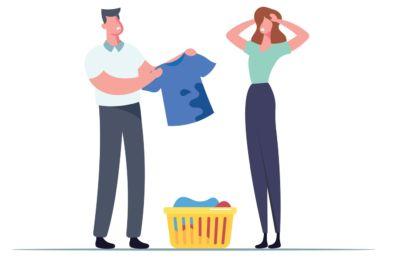 Não lave a roupa tantas vezes